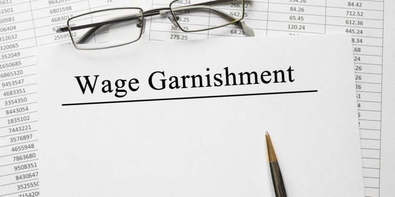 writing a hardship letter wage garnishment