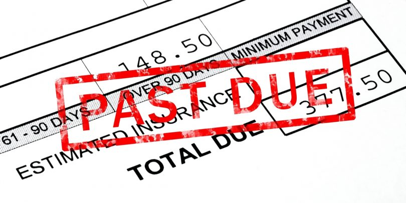 sample letters to creditors unable to pay